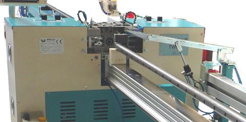 dobladora de tubo y perfil servo hidraulica CNC presicion y calidad
